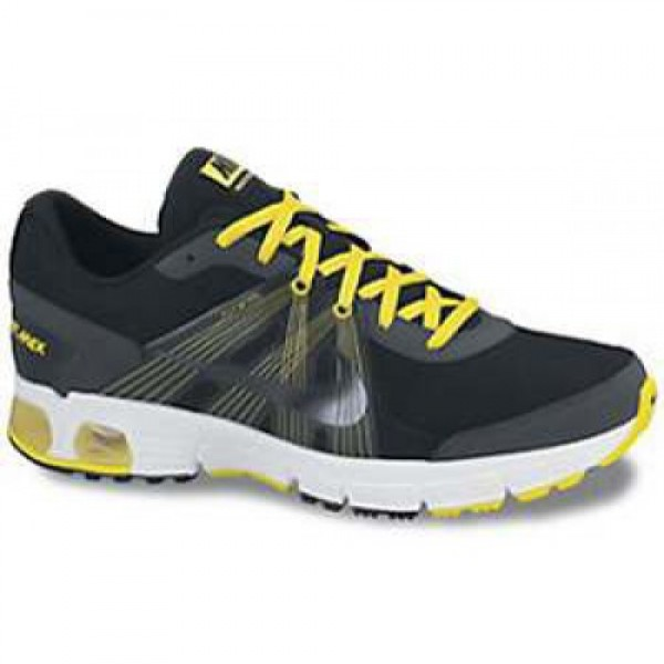 Nike Air Max Run Lite 3 BLACK/BLACK-SPEED YELLOW-W...
