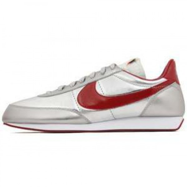 "Nike Tailwind Night Track ""Disco"" OG NRG MTLLC SILVER/DP RD-MTLLC SLVR ナイキ テイルウィンド ナイトトラック エナジー メタリックシルバー/レッド 518481-061"