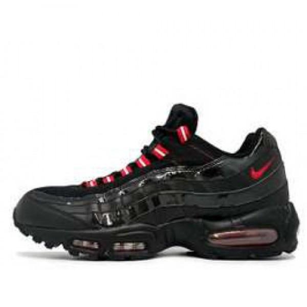 Nike Air Max'95 black/red ナイキ エアマックス 95 黒赤 609048-037
