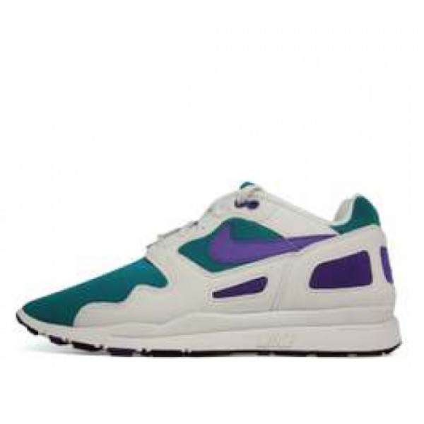 Nike Air Flow QS wth / grn / ppl ナイキ エア ...