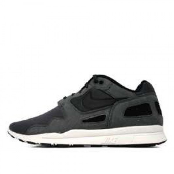 Nike Air Flow Anthracite/Black-Sum mit White ナ�...