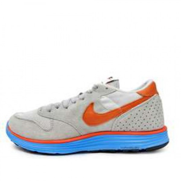 Lunarglide 4 EXT OBSIDIAN/OBSDN-LGHT BN-TM ORNG �...