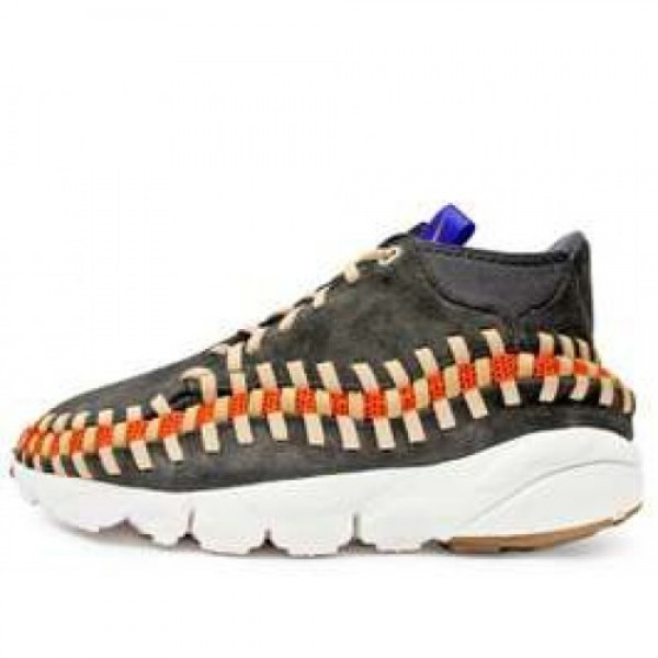 Nike Air Footscape Woven Chukka Knit ナイキ エ...