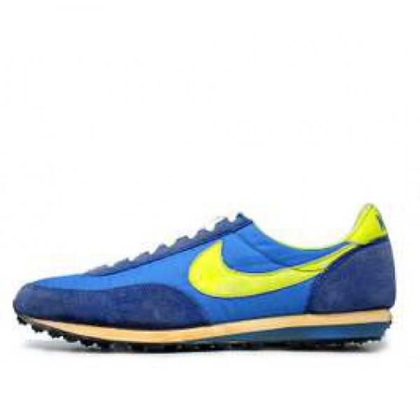 Nike Elite Vntg NRG SOFT ITALY BLUE/VOLT-VARSITY R...
