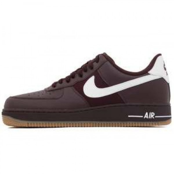 Nike Air Force 1 07 LE Deep Burgundy Gum ナイキ...