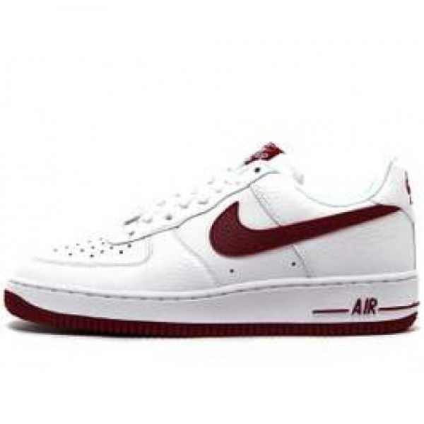 Nike Air Force 1 '07 LE WHITE/TEAM RED ナイキ �...