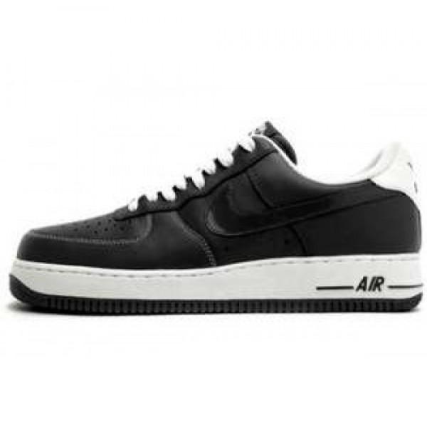 Nike Air Force 1 '07 LE BLACK/BLACK-WHITE ナイ�...