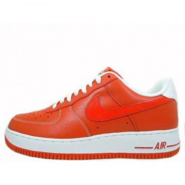 Nike Air Force 1 '07 LE DRAGON RED/DRAGON RED-WHIT...