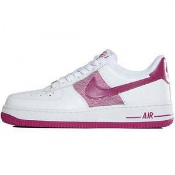 Nike Wmns Air Force 1 '07 WHITE/RAVE PINK ナイ�...