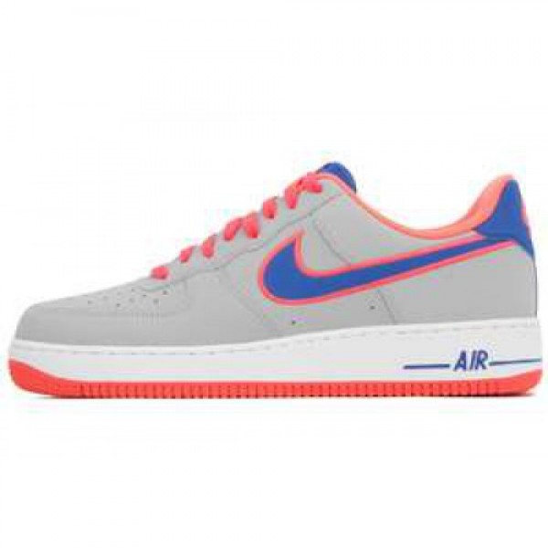 Nike Air Force 1 QS Embroidery Pack WOLF GREY/GAME...