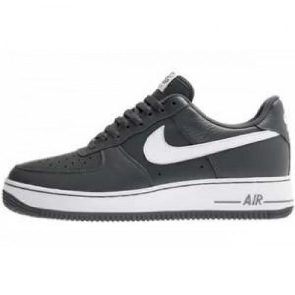 Nike Air Force 1 '07 LE DARK GREY/WHITE ナイキ ...