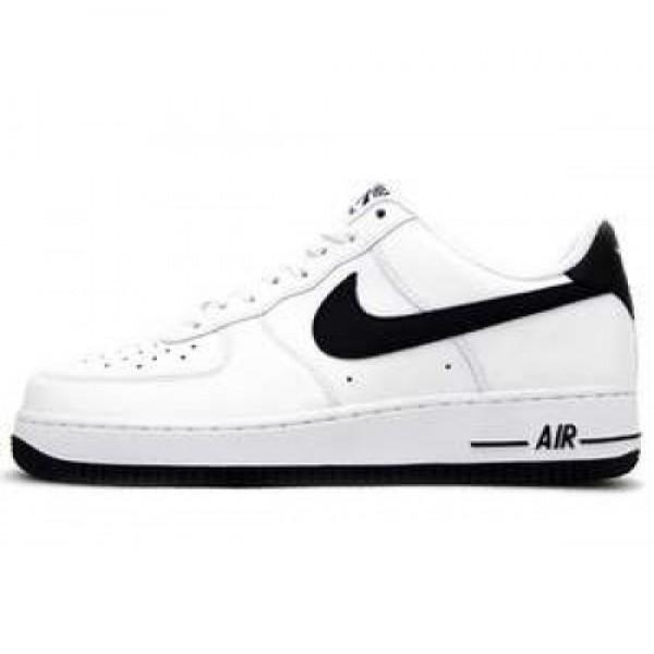 Nike Air Force 1 '07 LE WHITE/BLACK ナイキ エ�...