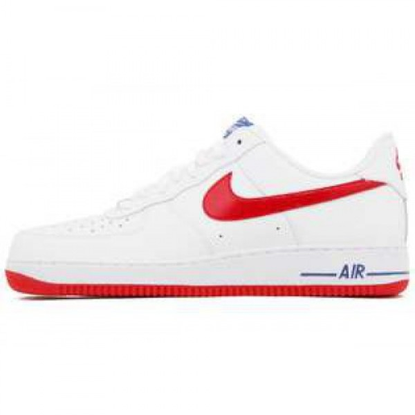 Nike Air Force 1 WHITE/UNIVERSITY RED ナイキ �...