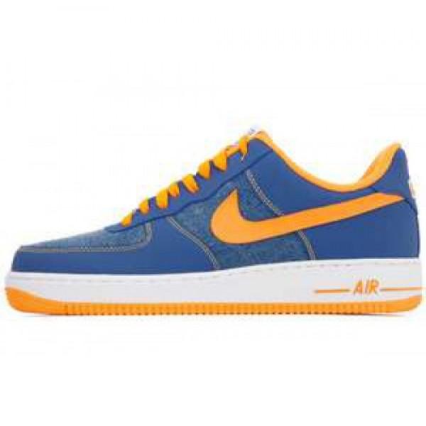 Nike Air Force 1 '07 PE Jeremy Lin QS STORMBLUE/VI...