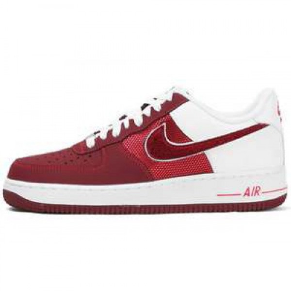 Nike Air Force 1 HYPER RED/TEAM RED ナイキ エ�...