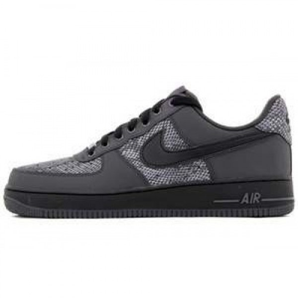 Nike Air Force 1 ANTHRACITE/BLACK ナイキ エア...