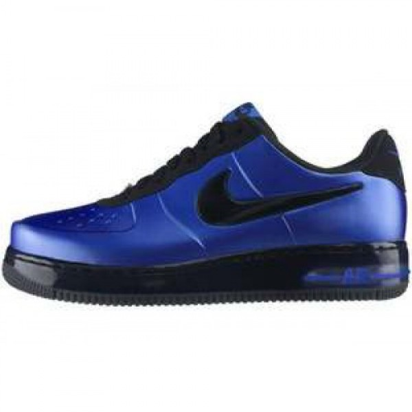 Nike Air Force 1 Foamposite Pro Low GAME ROYAL/BLA...
