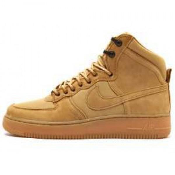 Nike Air Force 1 Hi DCNST MLTRY BT QS GOLDEN HARVE...