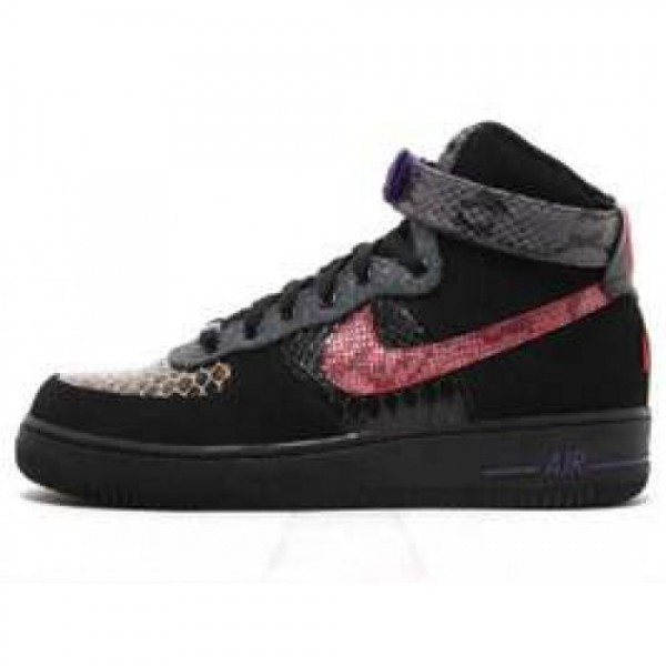Nike Air Force 1 Hi NG Comfort PRM YOTS Year Of The Snake UNIVERSITY RED/BLACK-CRT PRPL ナイキ エアフォース1 ハイ イヤー・オブ・ザ・スネイク 555107-001