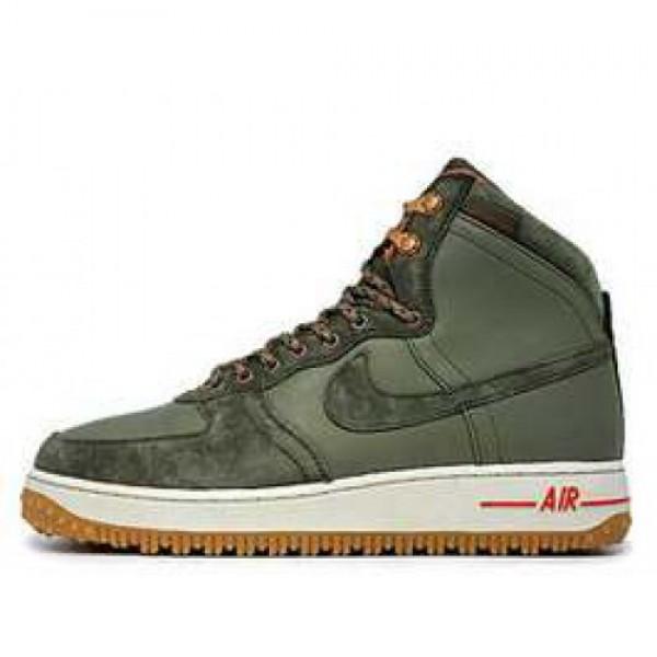 Nike Air Force 1 Hi DCNT MB ST SILVER SAGE/MEDIUM ...
