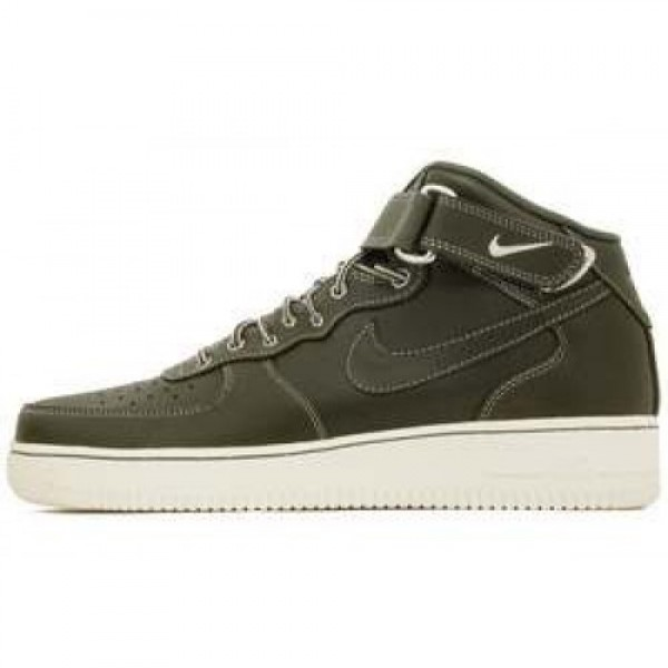 Nike Air Force 1 Mid 07 PRM Cargo Khaki ナイキ ...