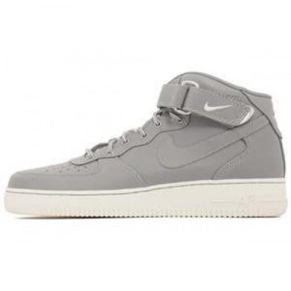 Nike Air Force 1 Mid 07 PRM Medium Grey ナイキ ...