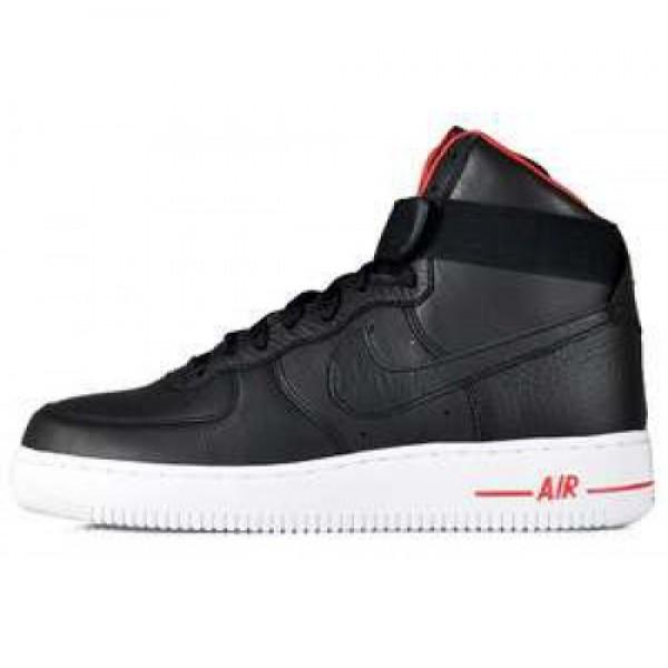 Nike Air Force 1 High Premium LE BLACK/BLACK ナ�...