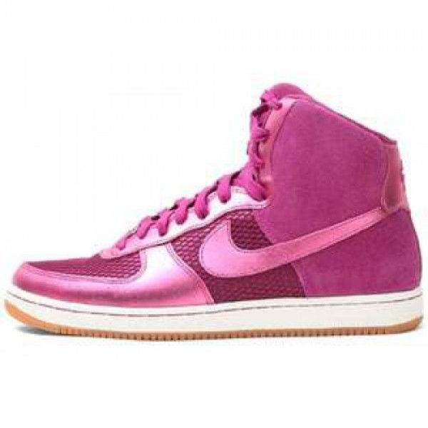 Wmns Nike Air Force 1 Light High RAVE PINK/RV PNK-...