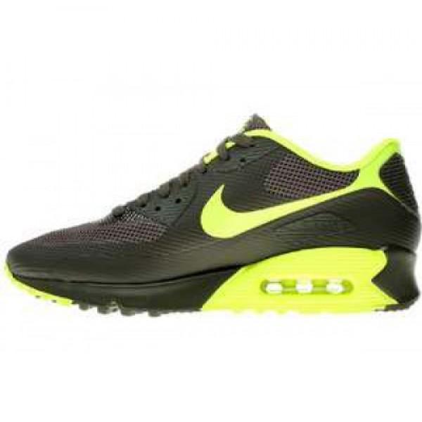 Nike Air Max 90 HYP PRM CARGO KHAKI/VOLT ナイキ エア マックス 90 ハイパーフューズ プレミアム カーゴカーキ/ヴォルト 454446-370