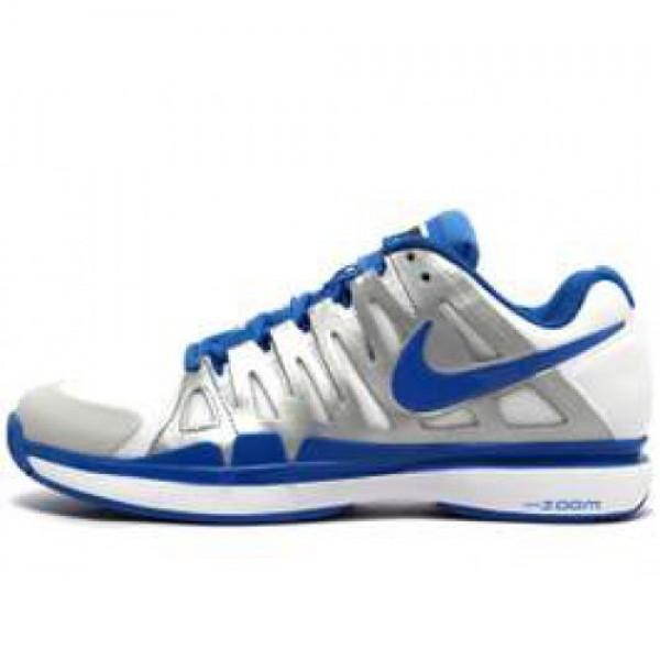Nike Zoom Vapor 9 Tour WHITE/SIGNAL BLUE-MTLLC SIL...