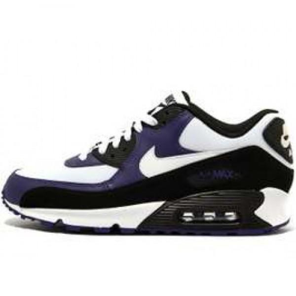 Nike Air Max 90 LE BLACK/WHITE-NEW ORCHID ナイキ エア マックス 90 ホワイト/ブラック パープル 325018-053