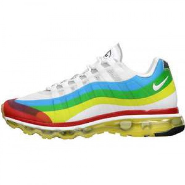 Nike Air Max (+) 95 360 QS What The Max Pack WHITE...