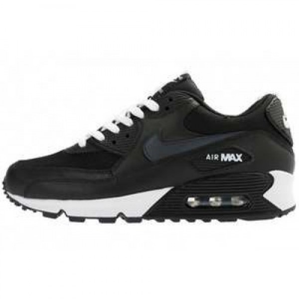 Nike Air Max 90 LE BLACK/ANTHRACITE-WHITE ナイ�...