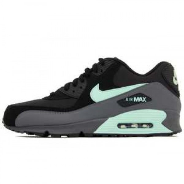Nike Air Max 90 Essential BLACK/MINT CANDY-DARK GR...
