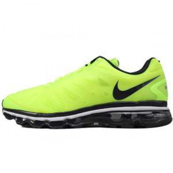 Nike Air Max+ 2012 QS VOLT/BLACK-WHITE ナイキ �...