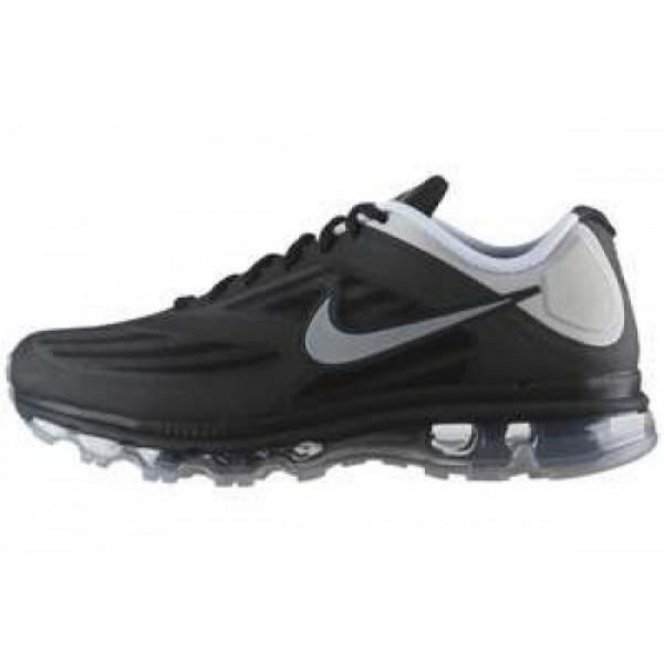 Nike Air Max Ultra Black/Metallic Silver ナイキ...