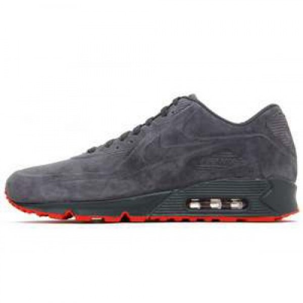 Nike Air Max 90 VT ANTHRACITE/ANTHRACITE-MX ORNG �...