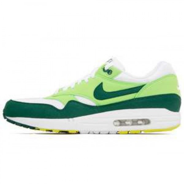 Nike Air Max 1 ND WHITE/GORGE GREEN-ACTION GREEN �...