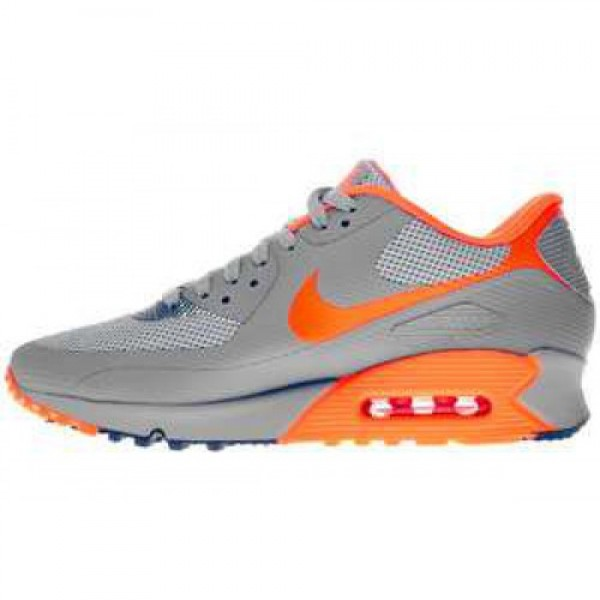 Nike Air Max 90 HYP PRM STEALTH/TOTAL ORANGE-DARK ...