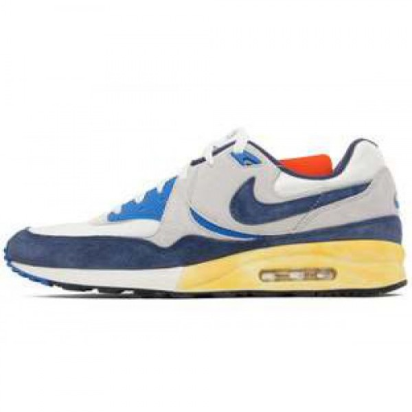 Nike Air Max Light VNTG QS WHITE/MIDNIGHT NAVY-NTR...
