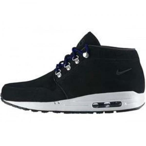 Nike Wardour Max 1 BLACK/ANTHRCT-WHITE-DP RYL BL ナイキ ワーダー マックス 1 ブラック/アンスラサイト ホワイト ディープロイアルブルー 536902-010