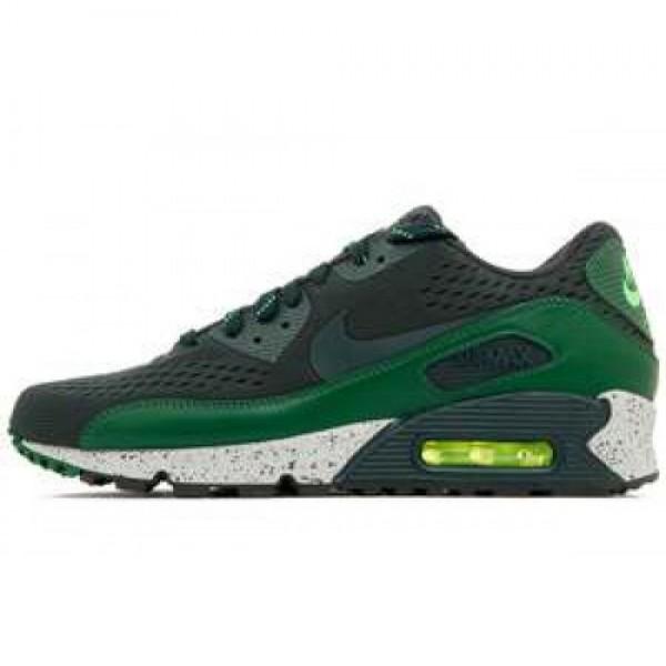 """Nike Air Max 90 EM """"Tokyo"""" SEAWEED/SWD-GRG GRN-STRT GRY ナイキ エア マックス 90 EM シーウィード/グリーン グレイ 554719-330"""