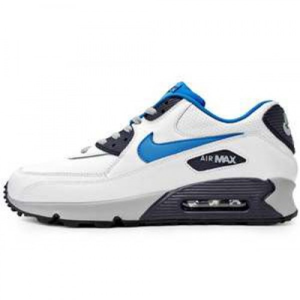 Nike Air Max 90 Essential WHITE/NEO TURQ-OBSDN-STD...