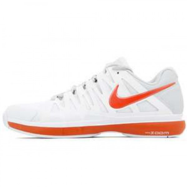Nike Zoom Vapor 9 Tour WHITE/TEAM ORANGE-PR PLATIN...