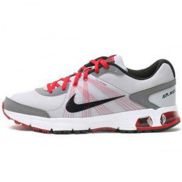 Nike Air Max Run Lite 3 WOLF GREY/BLACK-GYM RED-WHITE ナイキ エア マックス ラン ライト 3 488222-011