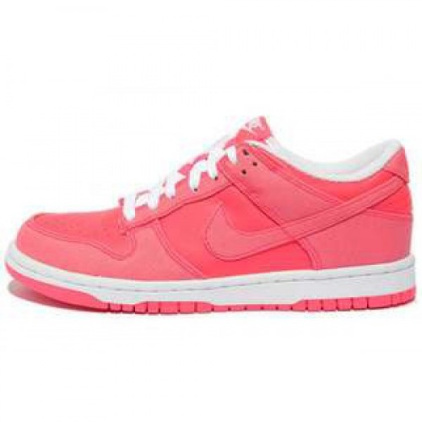 Nike Wmns Dunk Low '08 LE HOT PUNCH/HOT PUNCH-WHIT...