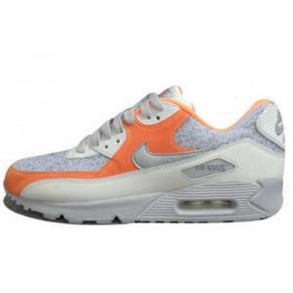 Wmns Nike Air Max 90 SL/MTLLC SLVR-BRGHT CTRS-NTRL...