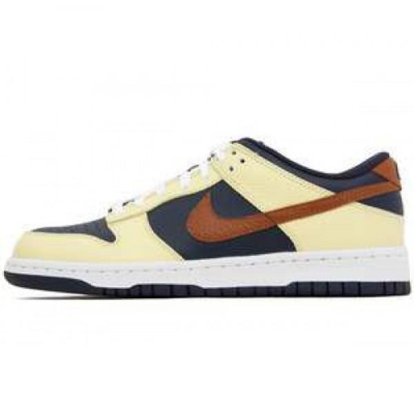 Nike Dunk Low'08 LE OBSIDIAN/HAZELNUT-LMN CHIFFON ナイキ ダンク ロウ'08 LE オブシディアン/ヘイゼルナッツ レモンシフォン 318019-405
