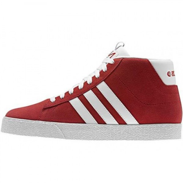 adidas アディダス BBneo ST Daily RED/WHITE �...