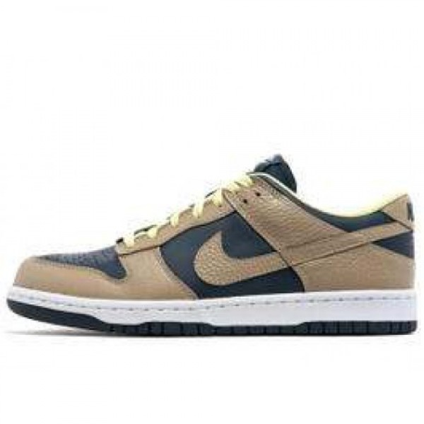 Nike Dunk Low'08 LE OBSIDIAN/KHAKI-WHITE LIME ナ�...